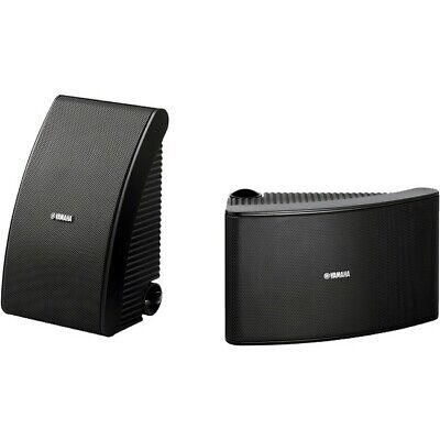 AU403 • Buy NSAW592 BLACK 6.5  50W Waterproof Speaker Yamaha - Black Outdoor Two-Way