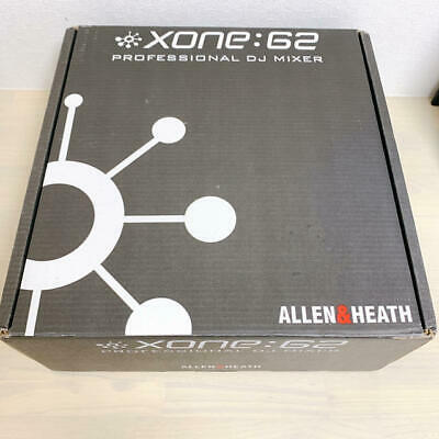 Box Allen Heath Xone 62 Dj Mixer • 1,002.93£