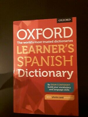 Oxford Learners Spanish Dictionary • 2£
