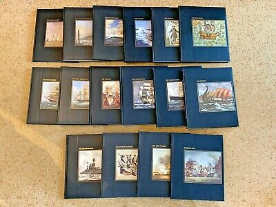 The Seafarers Time Life Books X 16 • 20£