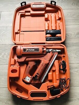 Paslode Im350 Nail Gun ( New Case, New Charger And New Batteries ) • 185£