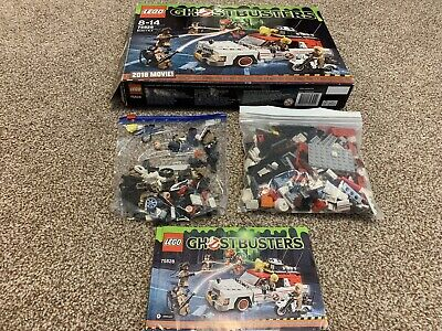 Lego Ghostbusters Ecto 1 And 2 75828 Rare Retired Good Condition • 52£
