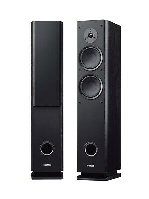 AU899 • Buy Yamaha Ns-f160 Floor Standing Speakers Pair - Black