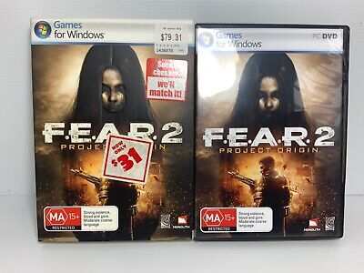 AU9.88 • Buy Fear 2: Project Origin - PC Game - Free Tracked Postage