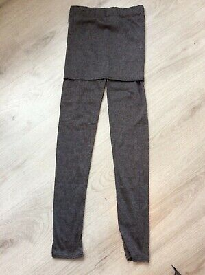 BNWOT LADIES LEGGINGS With Attached SKIRT SIZE 8 • 2.99£