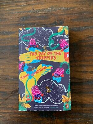 The Day Of The Triffids - John Wyndham (Paperback) Book • 2.45£