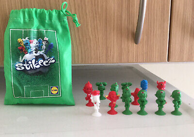 Stikeez Bag And Some Stikeez Figures. Lidl Stikeez. • 5.99£