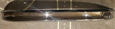 AU700 • Buy Jaguar Mark 1, MK1, Rear Bumper BarBRAND NEW CHROME