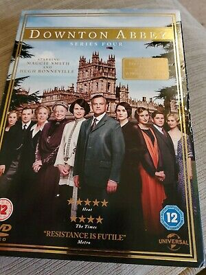 5050582960952 Downton Abbey Series 4 • 2.10£