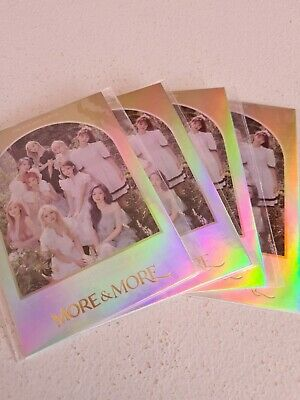 Twice More And More Photocard Kpop  • 1£