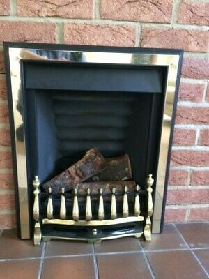 Trident Reality Coal Effect Gas Fire • 10.20£