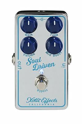 Xotic Effects Soul Driven Boost Pedal • 128.58£