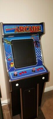 Retro Video Game Arcade Machine - Mint Condition And 412 Classic Games • 380£