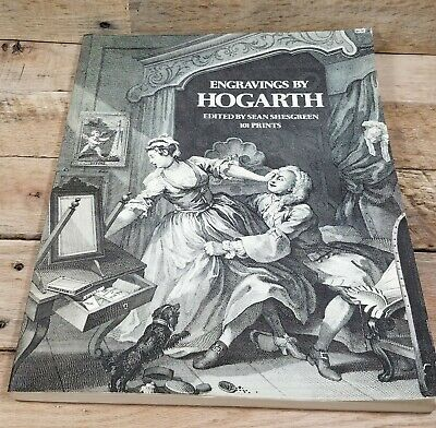 AU25.52 • Buy Engravings By Hogarth By Hogarth, William (Dover Fine Art, History Of Art) Book