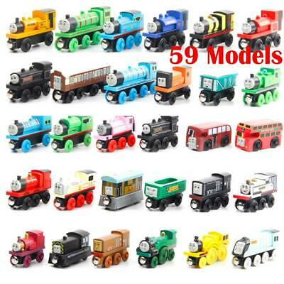 THOMA S AND FRIENDS Children Toys - Wooden Engines Trucks Carriages Train Set UK • 5.35£