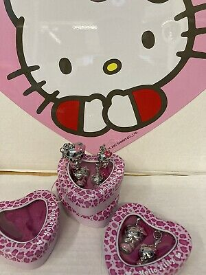 Hello Kitty Charms In A Tin • 3.95£
