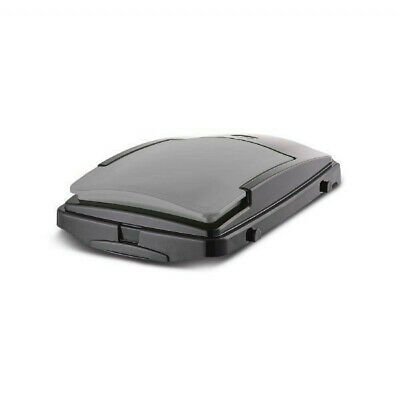 Addis Replacement Bin Lid For 40 Litre Recycling Containers - Metallic Grey • 7.95£