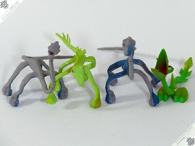Space Alien Bendy Lot C Jigglers Hong Kong Rubber Dinosaurs Robot Vintage Toy • 0.99£