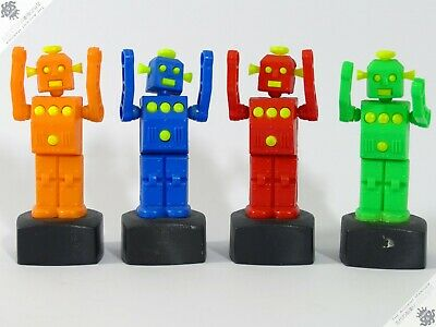 Marx Cherilea Horikawa Bendy Robot Astronaut Lot Hong Kong Vintage Space Toy • 0.99£
