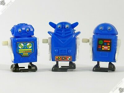 Tomy Bandai Nomura Wind-up Rascal Robot Droid Lot Hong Kong Vintage Space Toy • 1.20£