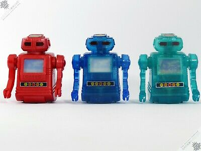 Bandai Yonezawa Horikawa Masudaya Soma Robot Lot China Tomy Plastic Space Toy • 0.99£