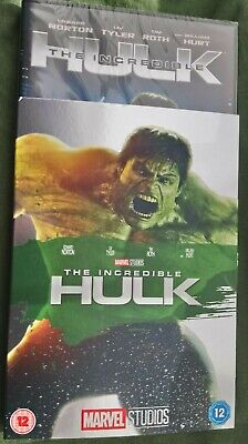 Marvel The Incredible Hulk Dvd 2008 With Limited Edition O-ring Slipcover/sleeve • 15.99£