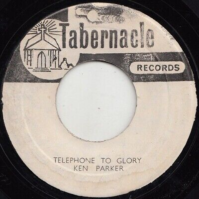 Ken Parker  Telephone To Glory  Ja Orig  Studio One  Tabernacle  Ja Gospel!!   • 4.99£