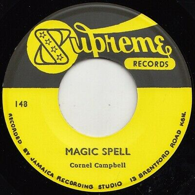 Cornell Campbell Magic Spell  Lennie Hibbert Chinese Beauty  Studio One Rarities • 13£