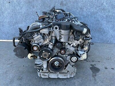 AU5898.93 • Buy 2007-2014 Mercedes W221 W216 Cl600 S600 V12 Bi Turbo Engine Motor Assembly Oem