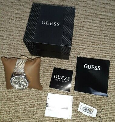 AU130 • Buy Womans Authentic Guess Watch. Brand New In Box. Unwanted Gift. Rrp$249
