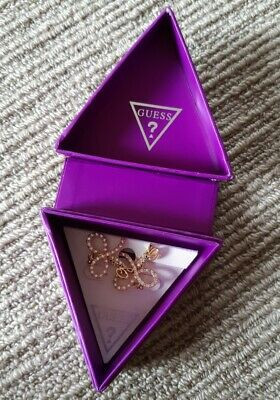 AU40 • Buy Authentic Bow Guess Earings. Brand New In Box. Unwanted Gift. Rrp$89.95
