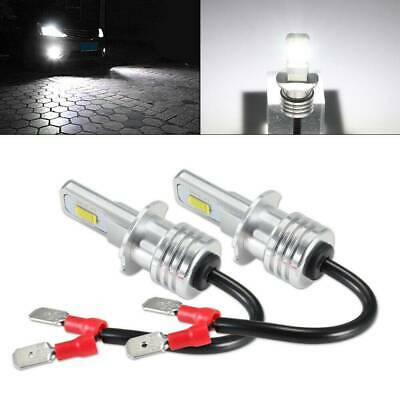 AU18.99 • Buy Pair 80W H3 LED Fog Light Bulb Car Driving Headlight Daytime Lamps Cool White AU