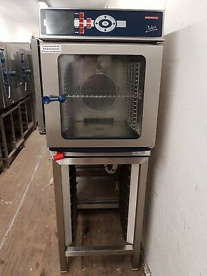 £1000 • Buy Eloma Joker T6-23 Combi-steam Counter Top Oven On Stand - 2/3gn