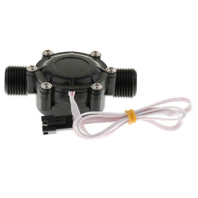 £5.54 • Buy DC 12V Water Turbine Generator Micro Hydro Hydroelectric Water Charger .