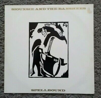 SIOUXSIE AND THE BANSHEES - Spellbound 12  VINYL SINGLE RECORD • 5£