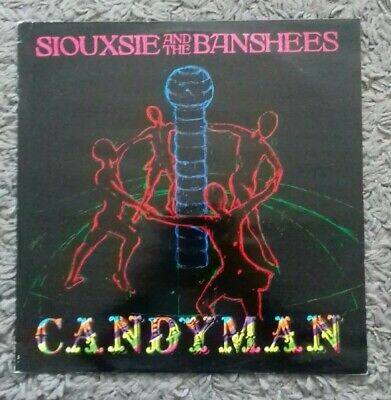 SIOUXSIE AND THE BANSHEES - Candyman 12  VINYL SINGLE RECORD • 7.50£