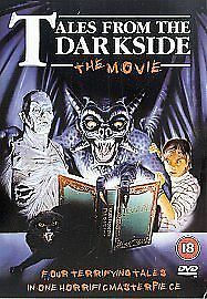Tales From The Darkside - The Movie (1990) : New Uk R2 Dvd & Unsealed • 5£