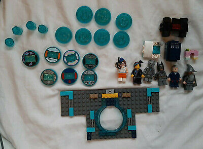 AU80 • Buy LEGO Dimensions Mixed Lot Figures NFC Chips - Starter Set Doctor Who Portal