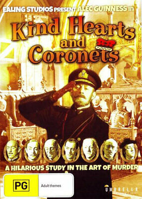 Kind Hearts And Coronets (DVD, 2013) • 5.63£