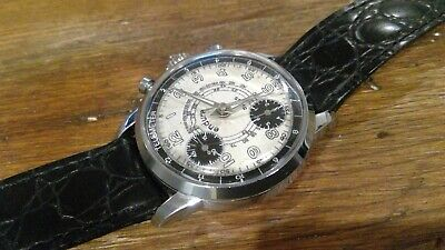 $ CDN54.18 • Buy Vintage Endura Telemeter Mechanical Manual Wind Chronograph Watch