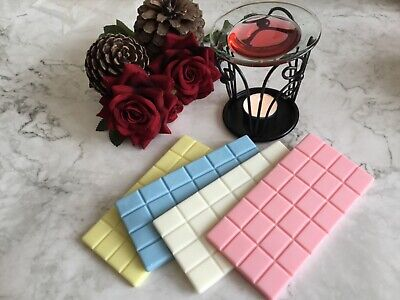 70g Wax Melt Snap  Bar Inspired By Famous Perfume - Maximum Fragrance - Pink • 2.99£