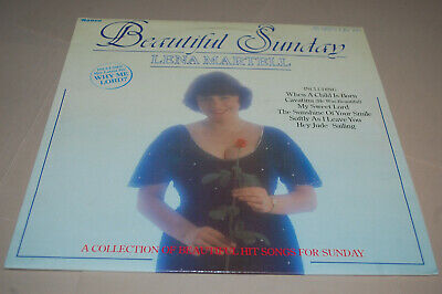 Lena Martell - Beautiful Sunday - Ronco - VINYL LP 1980 • 0.99£