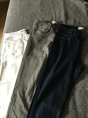 3 Pairs Next Tall Jeans Size 14 • 3£