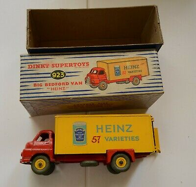 Dinky 923 Supertoys Big Bedford 'heinz 57 Varieties' • 32£