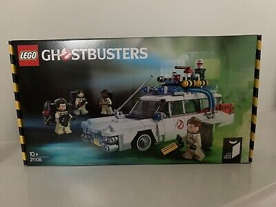 LEGO Ideas Retired Set 21108 Ghostbusters Ecto-1 New And Sealed • 56£