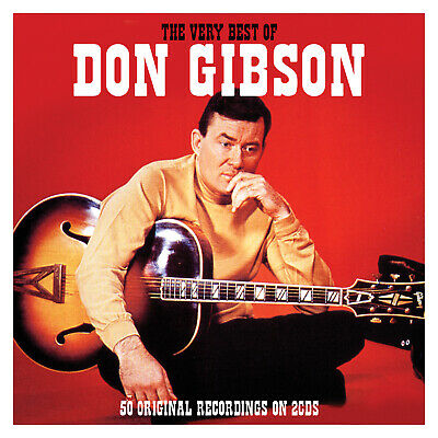 £4.49 • Buy Don Gibson - The Very Best Of - 2 Cds - New!!