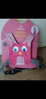 LittleLife Owl Toddler Reins • 6.80£