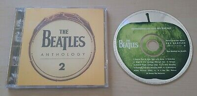 THE BEATLES Anthology 2 1996 European 10-track Promo Only Sampler CD • 9.99£