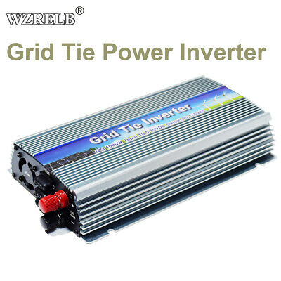 1000W Grid Tie Inverter Solar Power Converter 10.8-30v 240VAC DC To AC Stackable • 125£