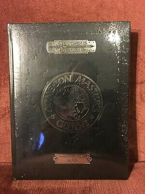 AU500 • Buy Dungeons & Dragons V. 3.5 Dungeon Masters Guide Black Leather NEW SEALED